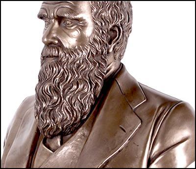 Bronze Effect Statues