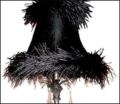 Fabric Shade Lamps