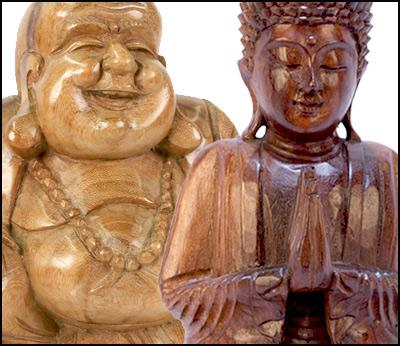 Ethnic and Cultural Figurines