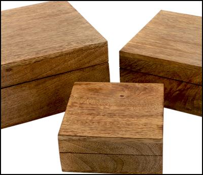 Plain Wood Finish