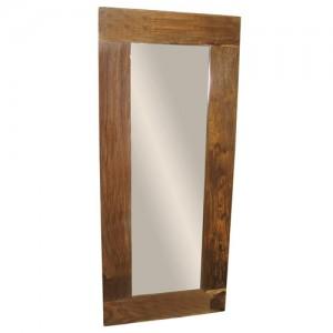 Acacia Lisbon Oblong Mirror 140 x 60cm