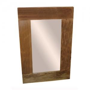Acacia Lisbon Oblong Mirror 90 x 60cm
