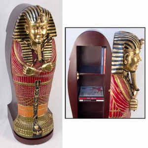 Sarcophagus CD/DVD Cabinet