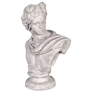 Julius Caesar Bust - Roman Stone Finish