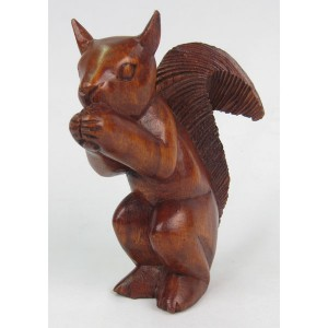 Suar Wood Squirrel 15cm