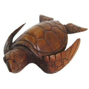 Suar Wood Turtle 30cm