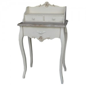 Loire Range Antique Cream French Style Ladies Desk