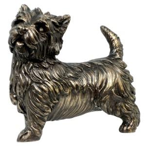 Bronze Finish - West Highland Terrier (Westie)