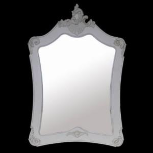 Paris Range White French Style Wall Mirror