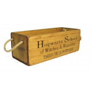 Vintage Box Small, Hogwarts School