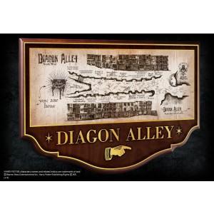 Diagon Alley Wall Plaque