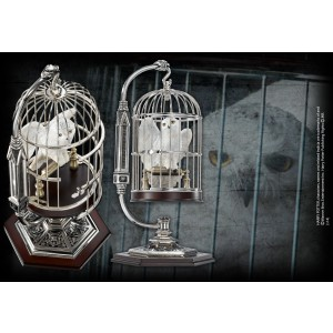 Mini Hedwig in Cage