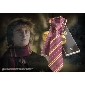 Gryffindor 100% Silk Tie in Madam Malkins Box