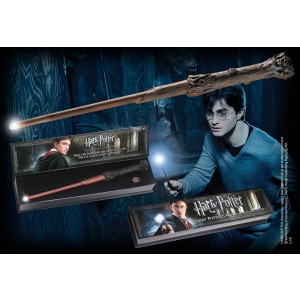 Harry Potter Wand With Illuminating Tip