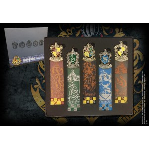 Crest Bookmark Set