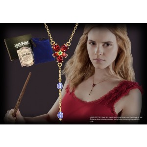 Hermiones Red Necklace (Costume)