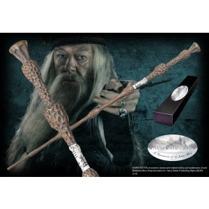 Albus Dumbledores Character Wand