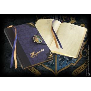 Hogwarts Journal With Enamel Metal Clasp