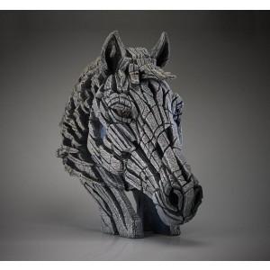 Horse Bust (White)