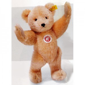 Petsy - Mohair Classic Teddy Bear - Apricot