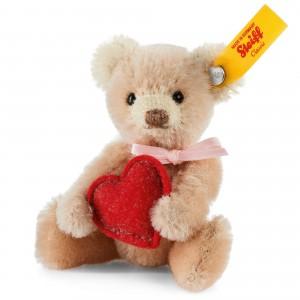 Mini Teddy Bear Heart