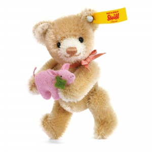 Mini Teddy Bear Lucky Charm