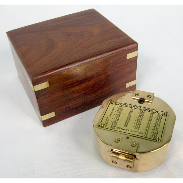 Brunton Compass With Box