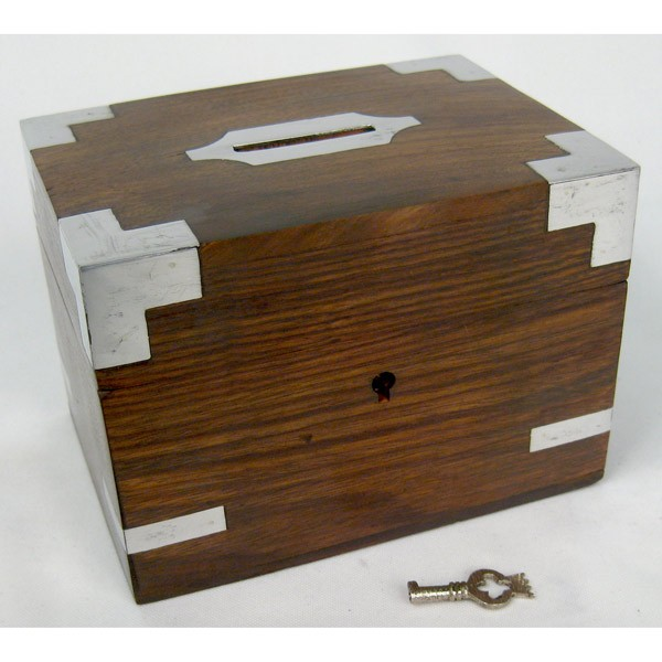 Money Box (with Key)
