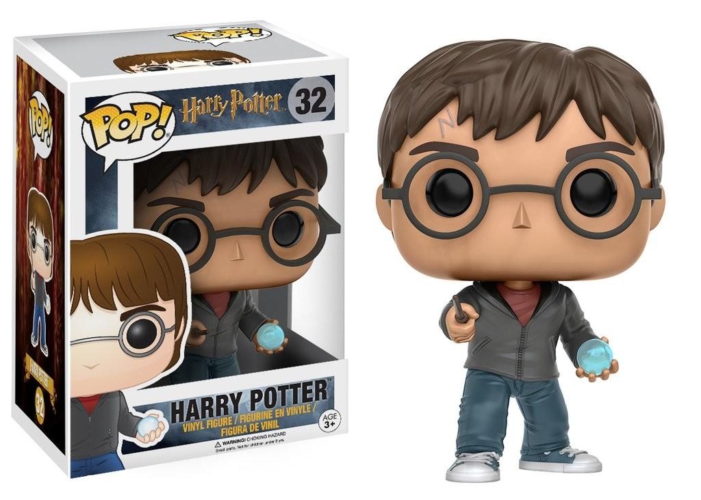 POP! Vinyl: Harry Potter: Harry With Prophecy