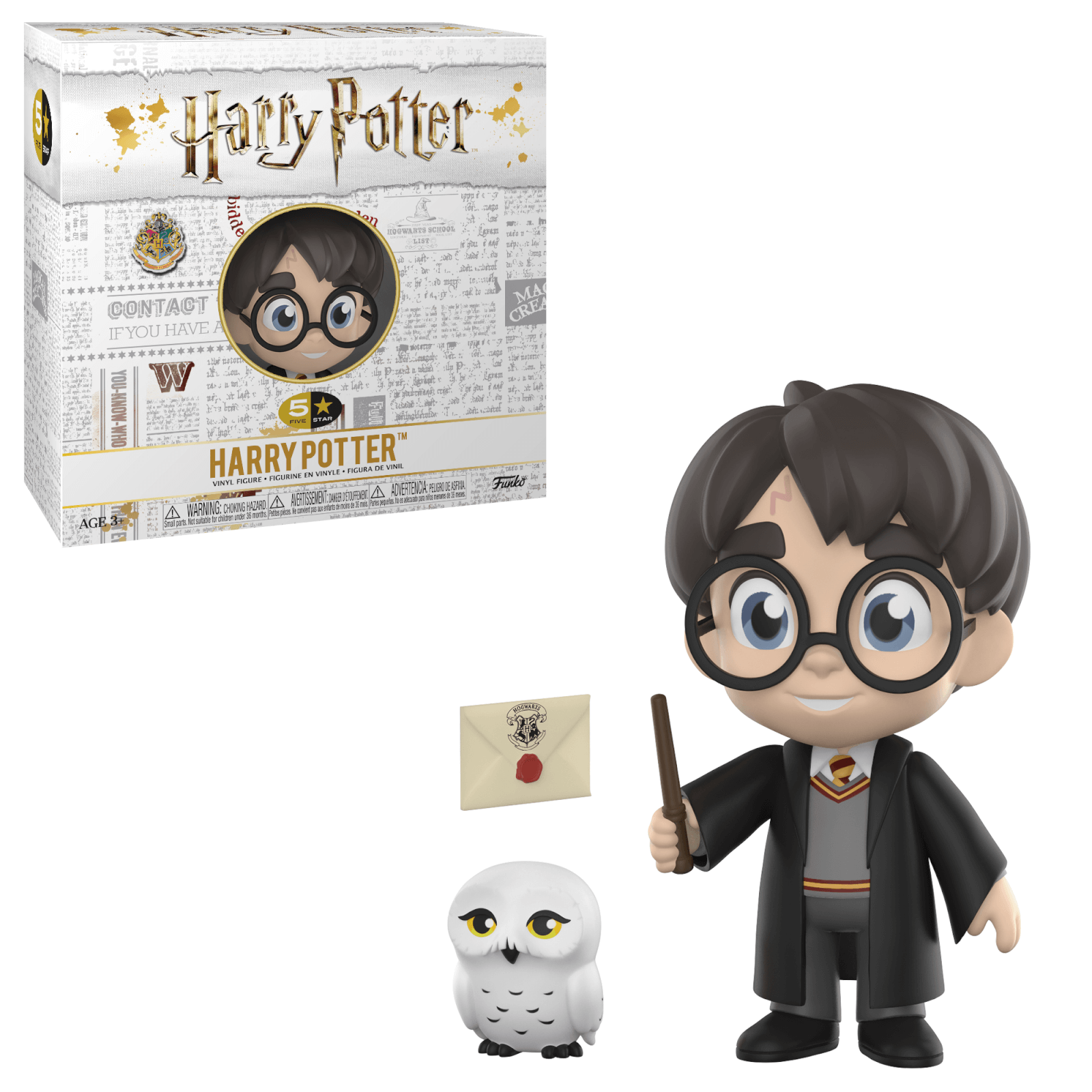 Funko 5 Star Vinyl Figure: Harry Potter - Harry Potter