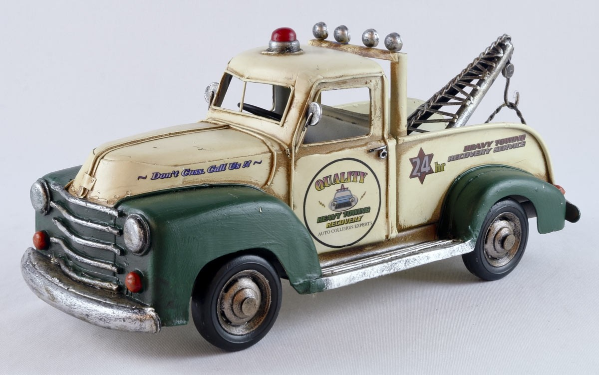 Tow Truck Model