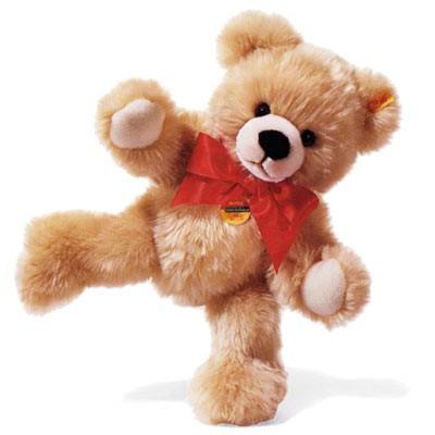 Bobby Dangling Teddy Bear