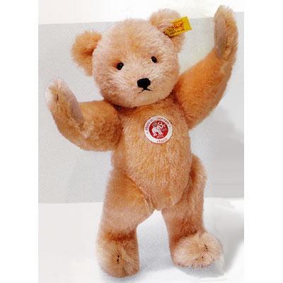 Petsy - Mohair Classic Teddy Bear - Apricot