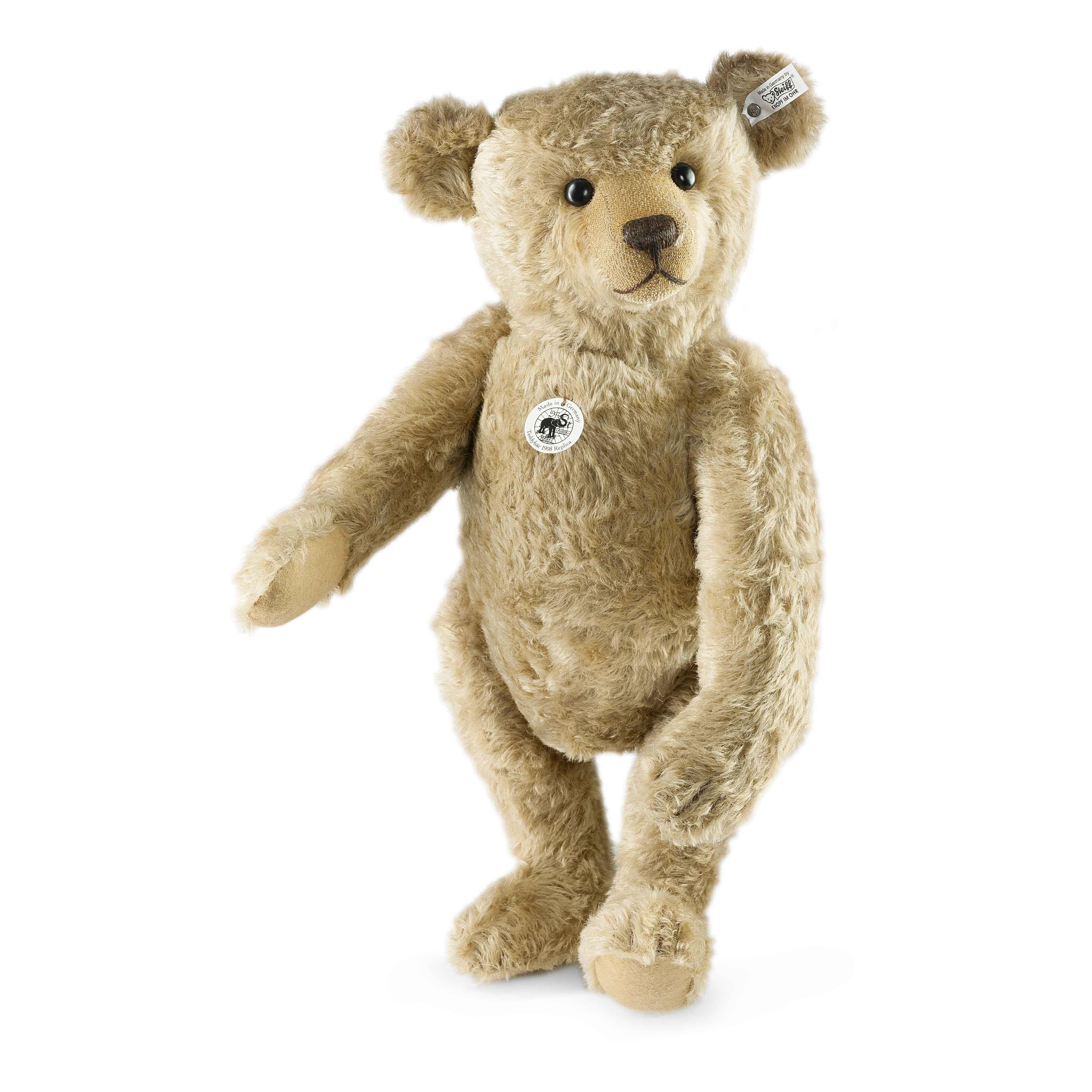 Teddy Bear Replica 1908