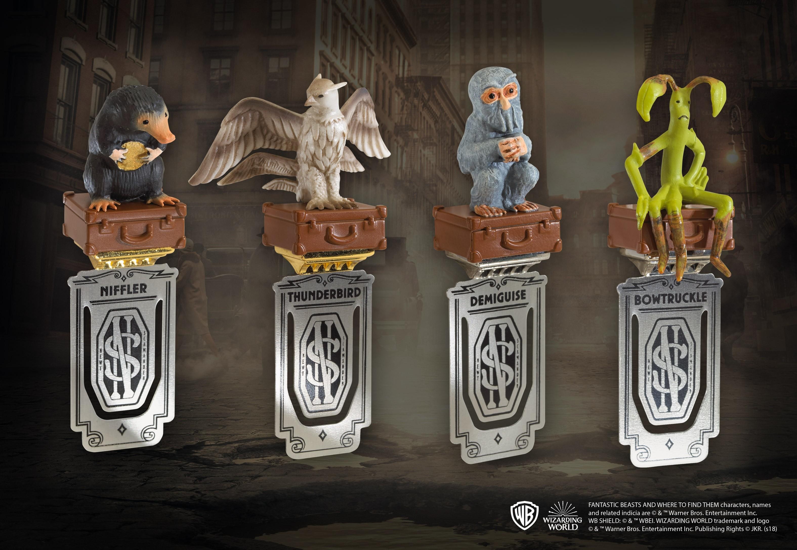 Fantastic Beasts Bookmark Set