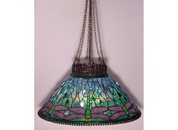 Dragonfly Tiffany Ceiling Light Shade