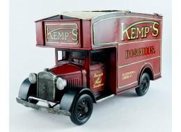 Kemp's Biscuits Van Design Storage Box