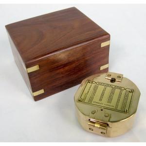 Brunton Compass With Box