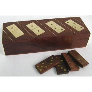 Dominoes in Box