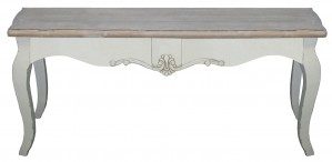 Loire Antique Cream French Style Coffee Table