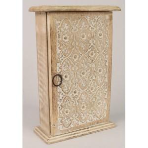 Mango Wood Key Box Sulfi Design