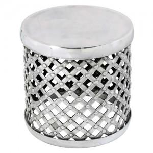 Aluminium Riveted Round Stool