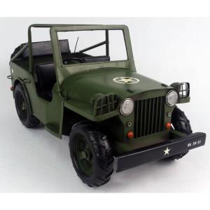 Army Car Model