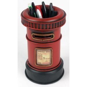 Post Box Pen Holder