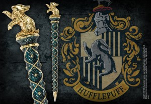 Hufflepuff Pen Gold Plated
