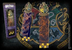 Hogwarts Crest Bookmark
