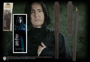 Snape Wand Pen And Bookmark