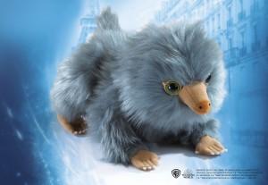 Baby Niffler Plush - Grey