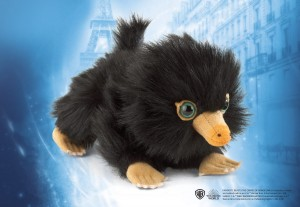 Baby Niffler Plush - Black