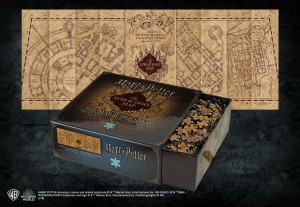 Marauders Map 1000pc Jigsaw Puzzle